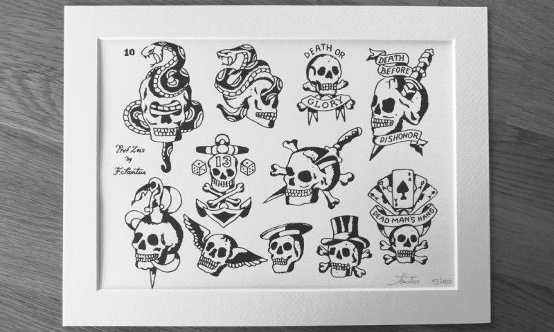 Jeter l'Encre : un magazine dédié à la culture du tatouage
