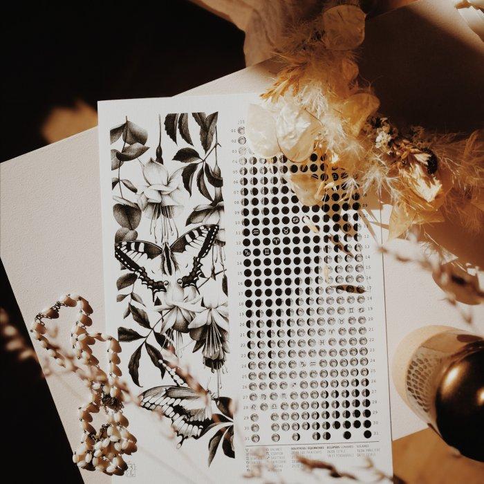 Nocturne #6 - Les Papillons